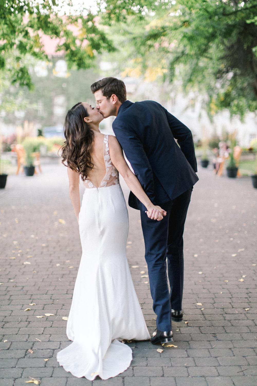 Adam and Juline's Cranbrook Wedding at St. Eugene