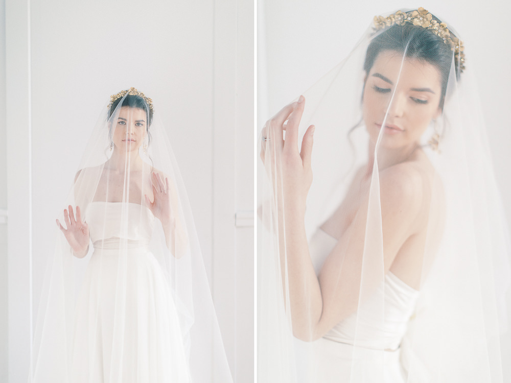 Calgary wedding photography social and co styled shoot