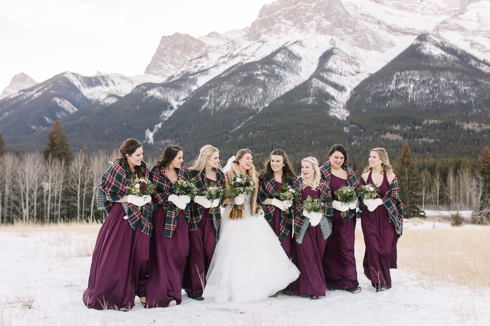 Calgary wedding photography-Silvertip New years eve wedding canmore