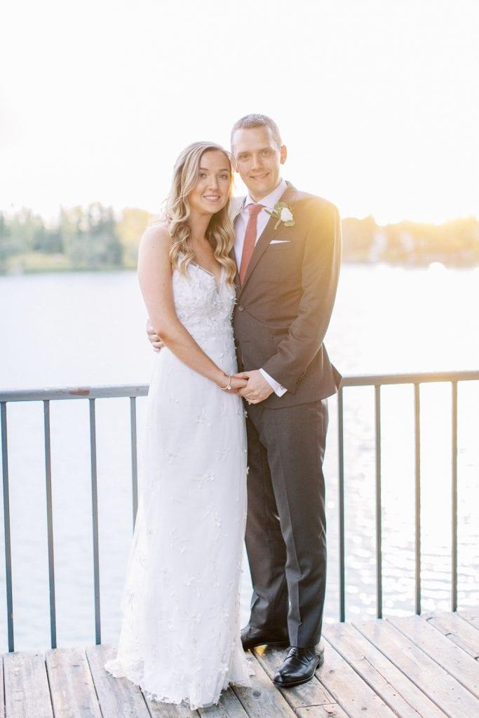 Calgary wedding photography the lake house wedding