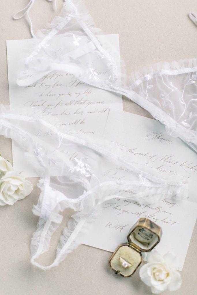 Banff wedding photography vows