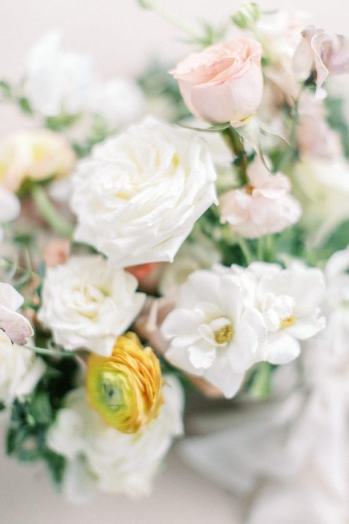 Banff wedding photography flowers
