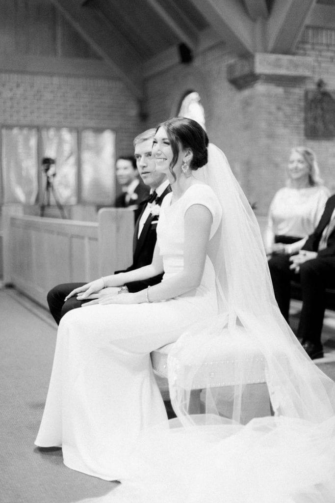 Banff wedding photography ceremony